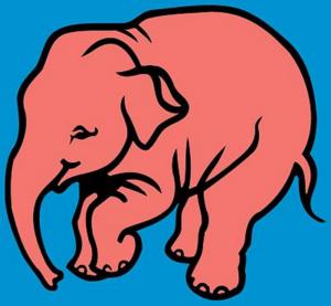 Delirium Tremens olifant